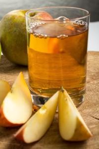 りんごジュースも効果的です