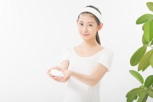 炭酸水洗顔の方法