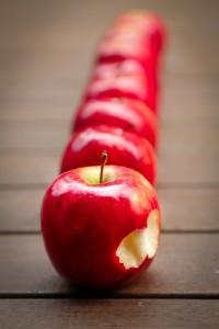 りんごの美容効果