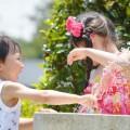 水遊びやクーラーで蕁麻疹?大人でも気を付けたい寒冷蕁麻疹とは?