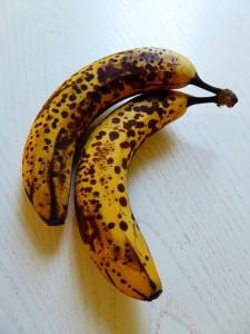 黒バナナの効果とは?