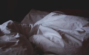 進行すると夜中に息苦しくなることも