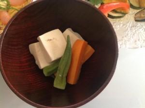 粉豆腐を使ったダイエットフードが注目されてきている