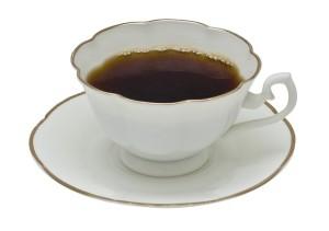 お茶やコーヒーなどは控えめに・・