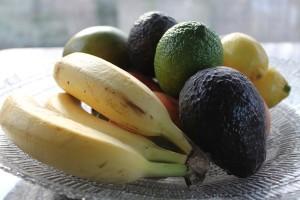 果物にも注意が必要