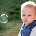 赤ちゃんの目はいつから見える!?赤ちゃんの目を発達させることは出来る?