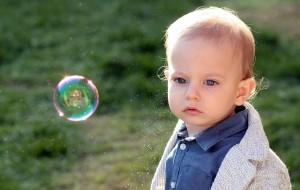 生後1歳。どのくらい成長するのでしょう?