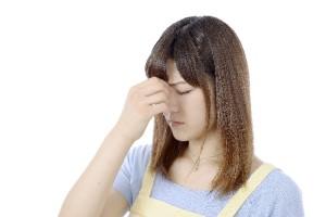 目の疲労や、冷えによる血行障害。