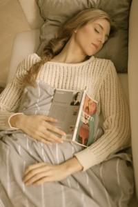妊娠初期の眠気
