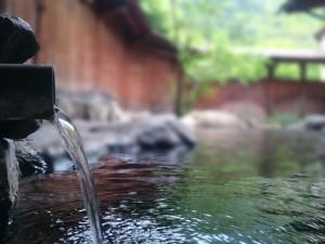 温泉って入るとテンションあがりますよね