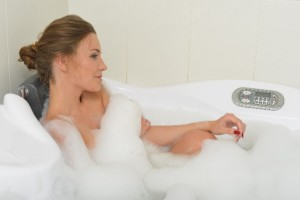 まゆ玉洗顔はお風呂で行うのがオススメ
