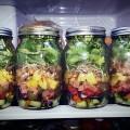 メイソンジャーサラダの注意点 サラダの作り置きをする容器がポイント