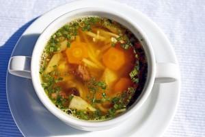 ポトフ風のスープで身も心もほっこり!