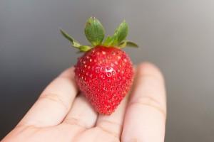 苺のビタミンCを上手に摂るコツ