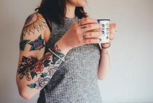 タトゥーは危険か!?