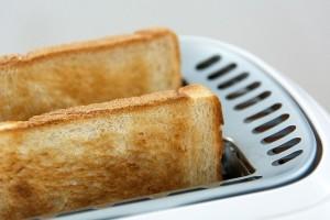 朝ごはんに!ゴジベリートースト!
