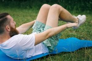 メタボ改善の腹筋