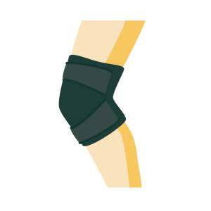膝の症状でサポーターを選び分けよう。