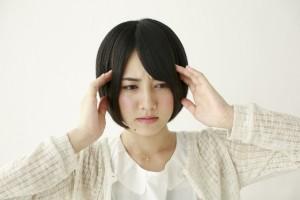 中程度:頭痛