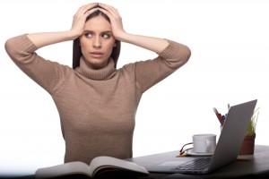 フワフワふらつくめまいとストレスの関係