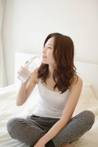 水を良く飲む