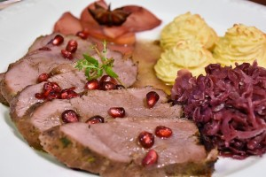 メインが肉ということで、脂質が多くカロリー過多になります